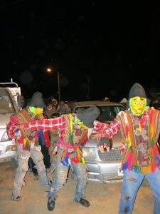 Festival of Rumira, near Ollantaytambo, Peru. Fiesta Del Carmen.