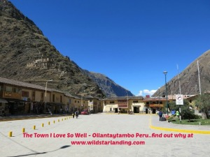 Ollantaytambo Peru Travel Stories of  Life in a Peruvian Town by Irish Travel Writer Caroline Cunningham