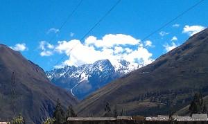 Veronica Apu Mountain Spirit from Ollantaytambo, Peru