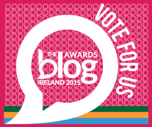 Irish Blog Awards 2015