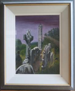 Glendalough - Caroline Cunningham Art