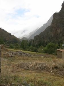 Cuenca del Patacancha, Sacred Valley, Peru