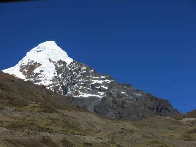 Veronica Glacier Peru - Wakay Willca