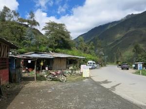 Roadside Diner - Peru