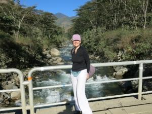 Along the Vilcanota / Urubamba River Author
