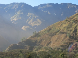 Santa Teresa Peru