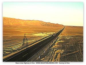 Nazca Lines Peru - Wild Star Landing