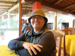 Qusiqoller Host at Ollantaytambo 2013 photo by Caroline Cunningham