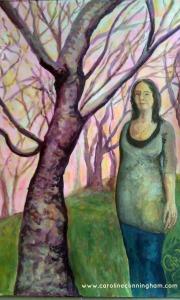 Earthlings - Caroline Cunningham Art