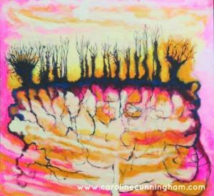 Labyrinth - Caroline Cunningham Art