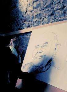 Artist Caroline Cunningham - Pure Thinking 2015