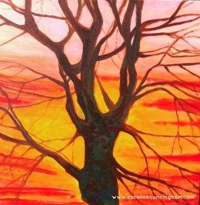 Treedom -Caroline Cunningham Art