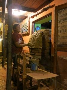 Quechua Bar Ollantaytambo Peru