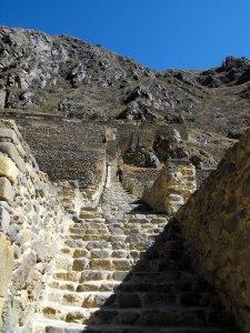 Fortalezza Heritage Site Ollantaytambo Peru
