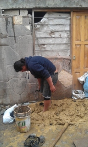 El Horno - Ollantaytambo Peru