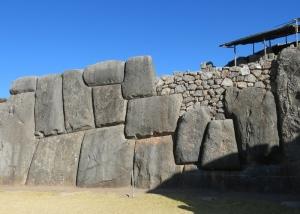 Sacsayhuaman Cuzco Peru