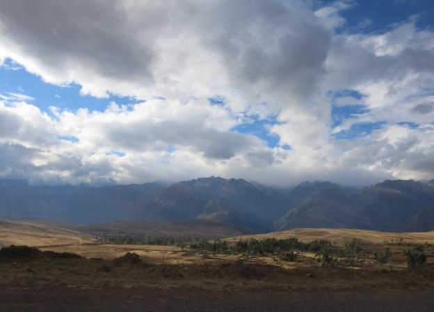 Through The Sacred Valley Cuzco Peru