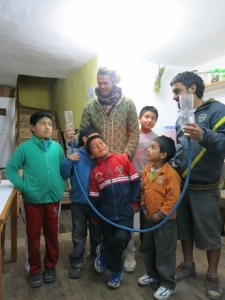 Volunteer Science Class - - Journey In Peru