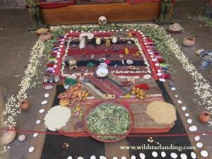Inca Rituals (Musuem in Cuzco)