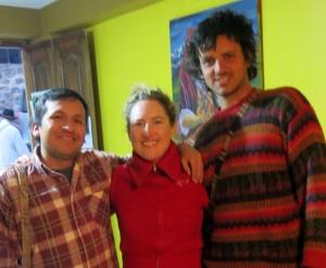 Friends - Journey In Peru