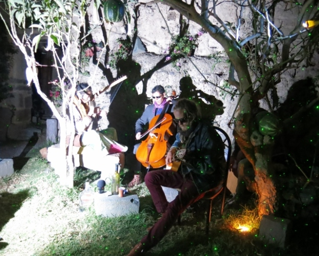 Concert At Misha Wasi - Sacred Valley Peru