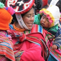 Patacancha People, Ollantaytambo District, Peru