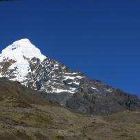 Veronica Glacier Peru