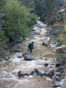 Patacancha River Peru