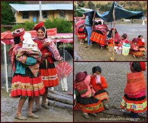 Andean People Peru