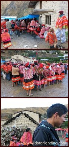 Patacancha Cuzco Region Peru