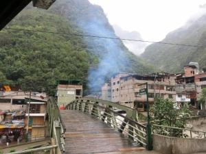 Machu Picchu Aguas Calientes Peru