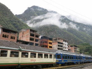 Train Station Machu Picchu Town