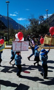 Water Day - Peru