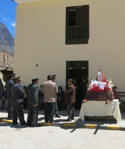 Patron Saint Of Police - Celebration in Peru