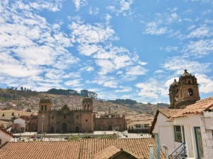 Cuzco City Peru