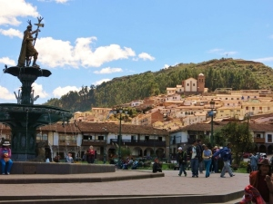 Cuzco Capital Of The Incas