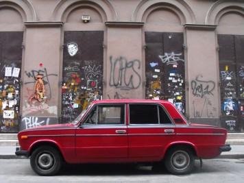 Car Budapest